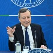 Draghi secur italia